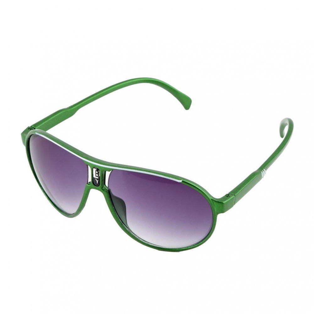 Детски слънчеви очила зелени рамки