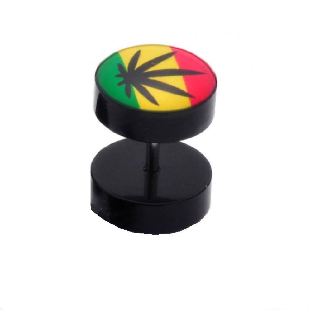 Флеш с ямайско знаме