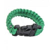 Гривна с ултразвукова свирка в зелено