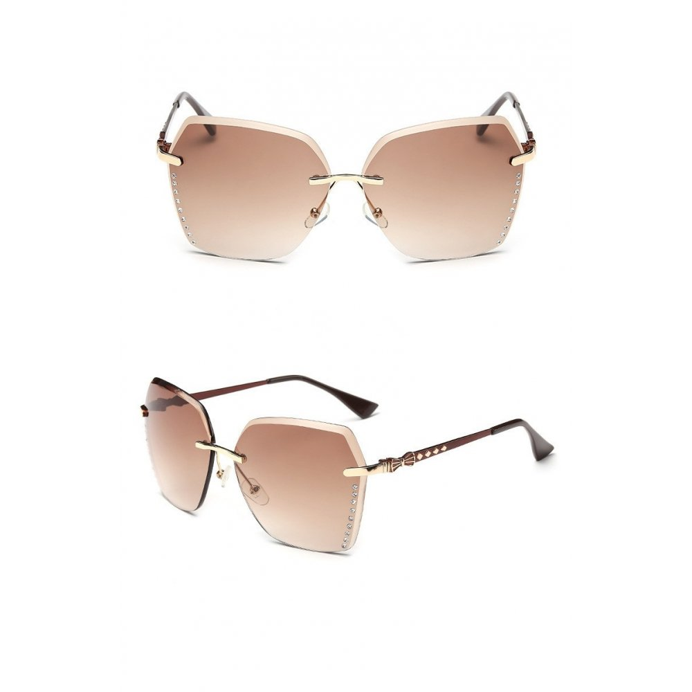 Изсветляващи кафяви очила