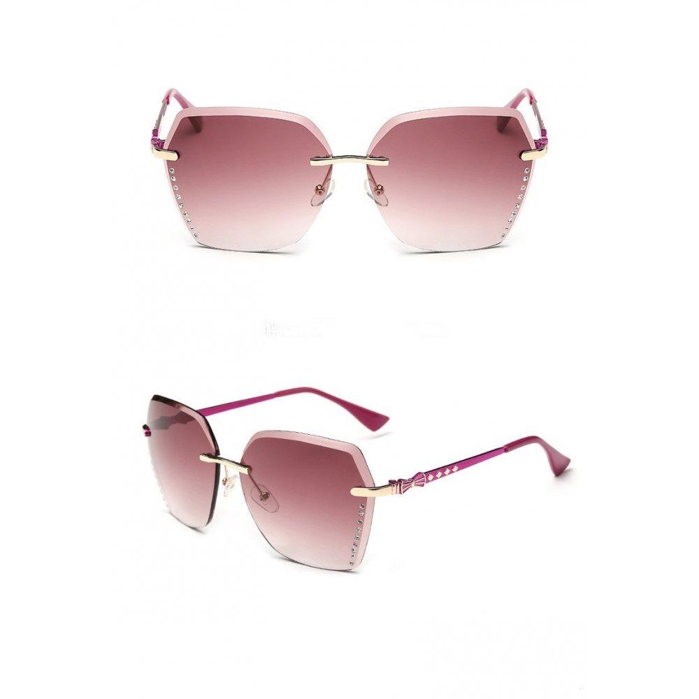 Изсветляващи лилави очила