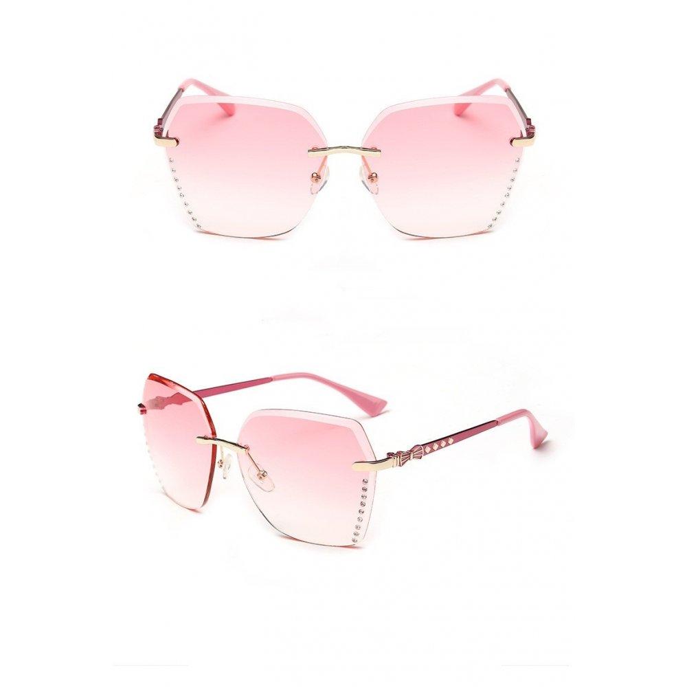 Изсветляващи розови очила
