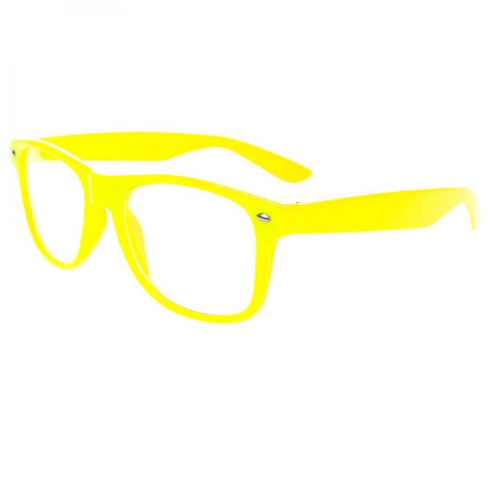 Жълти очила без диоптър