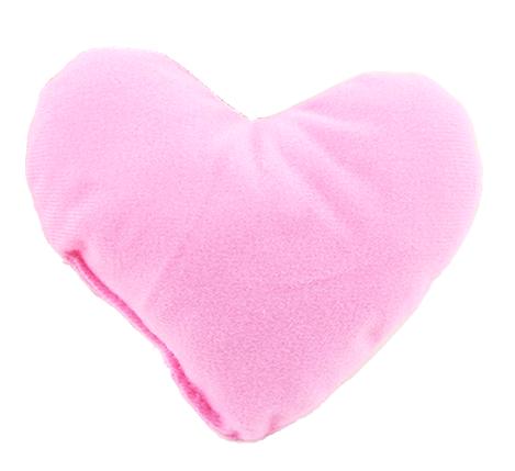 Възглавница за куче - сърце