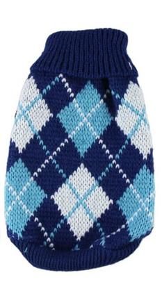 Зимен пуловер за куче - XL