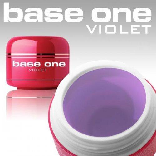 BASE 1 UV гел лилаво