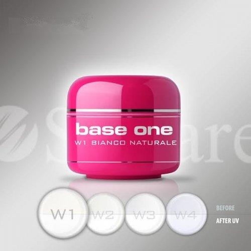 BASE 1 UV гел бяло