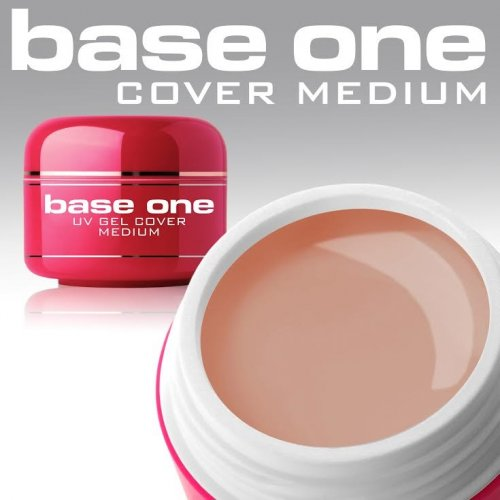 BASE 1 UV гел телесно