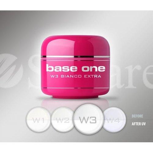 BASE 1 UV гел супер бяло