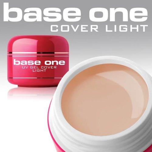 BASE 1 UV гел светло розово