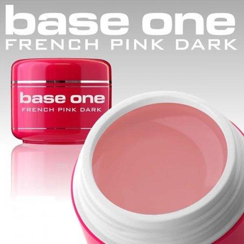 BASE 1 UV гел наситено розов