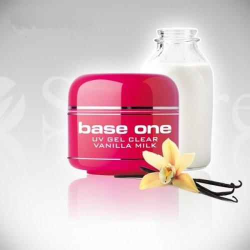 BASE 1 UV гел ванилия