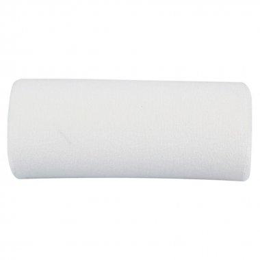 Бяла възглавничка за маникюр