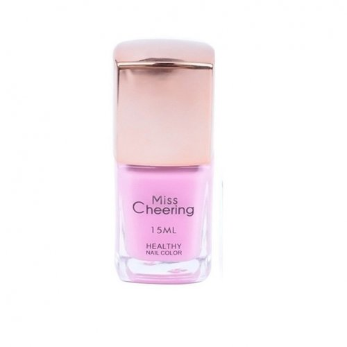 MISS CHEERI - розова лента за маикюр