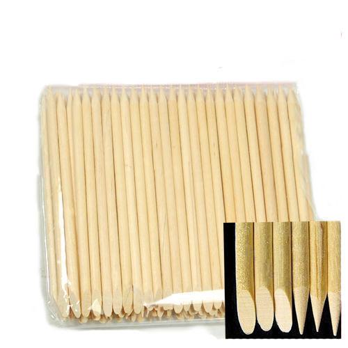 Дървен стик за маникюр