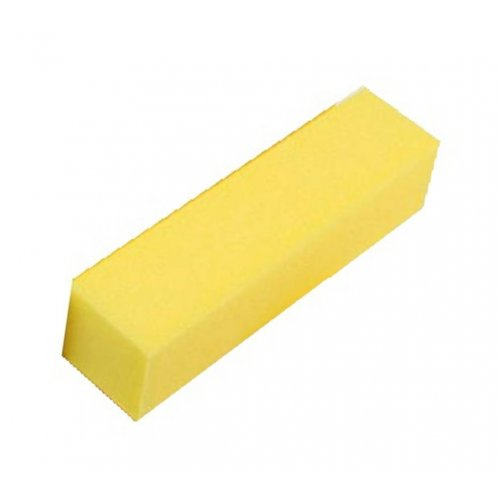 Буфер блок пила в жълто