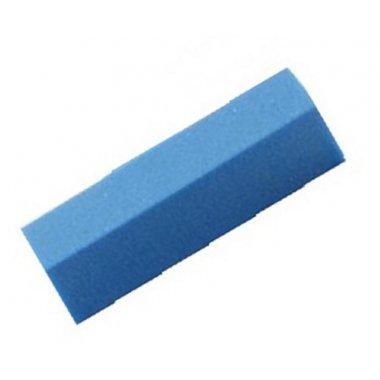 Буфер блок пила в синьо
