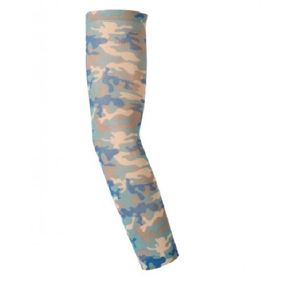 Маскировъчен ръкав  в светло сини цветове