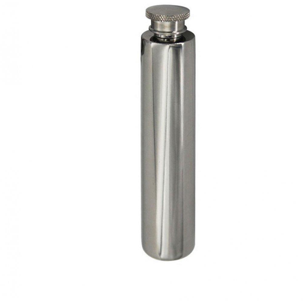 Метална бутилка за алкохол 60 милилитри