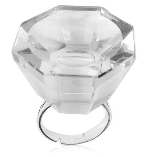 Кристален пръстен за лепило