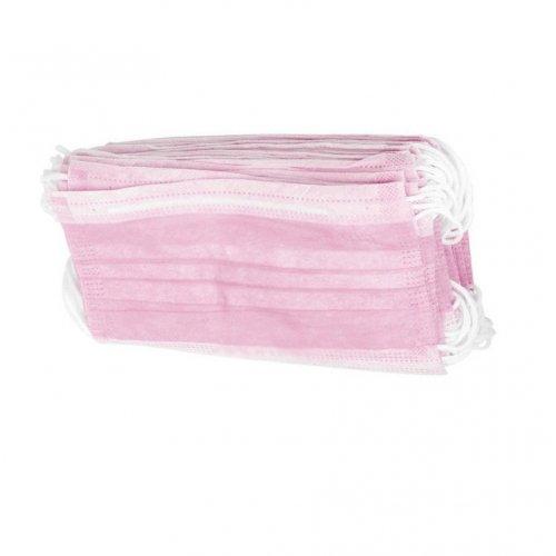 Маски за работа в козметиката в розово
