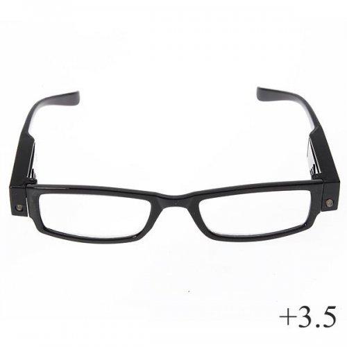 Очила за поставяне на мигли + 3.5
