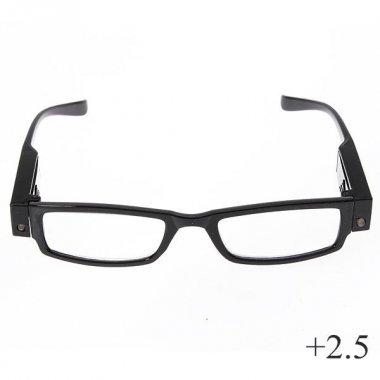 Очила за поставяне на мигли + 2.5