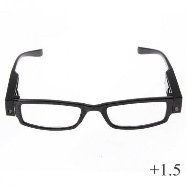 Очила за поставяне на мигли + 1.5