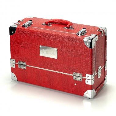 Neicha - куфар червен - голям