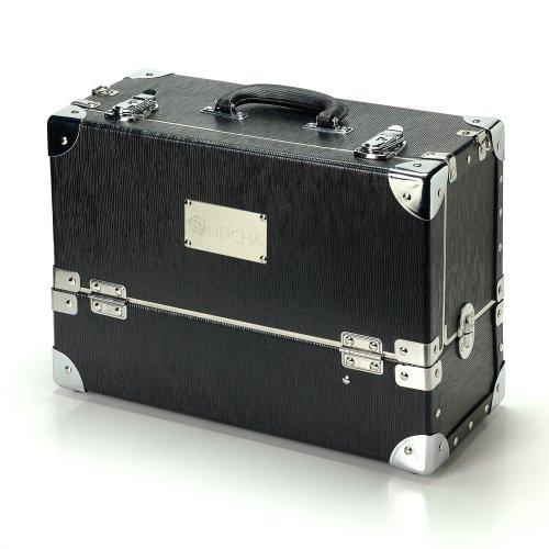 Neicha - куфар черен - голям
