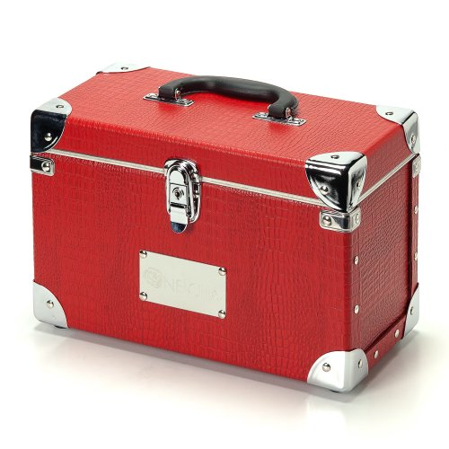 Neicha - куфар червен- малък