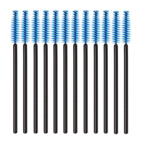 Четчици за мигли в синьо