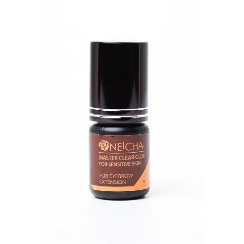 Neicha - мини, нежно прозрачно лепило