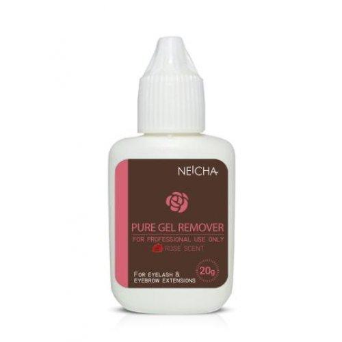Neicha - нежен гел чистител Роза