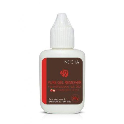 Neicha - нежен гел чистител Ягода
