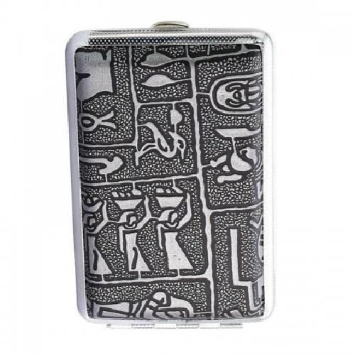 Мини табакера с египетски орнаменти