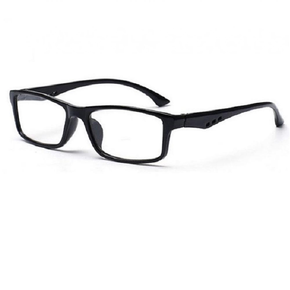 Очила с черна еластична рамка