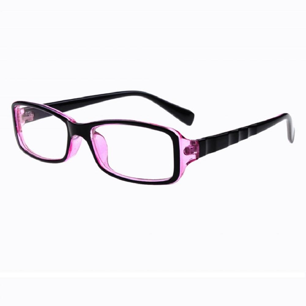 Очила светло лилава релефна рамка