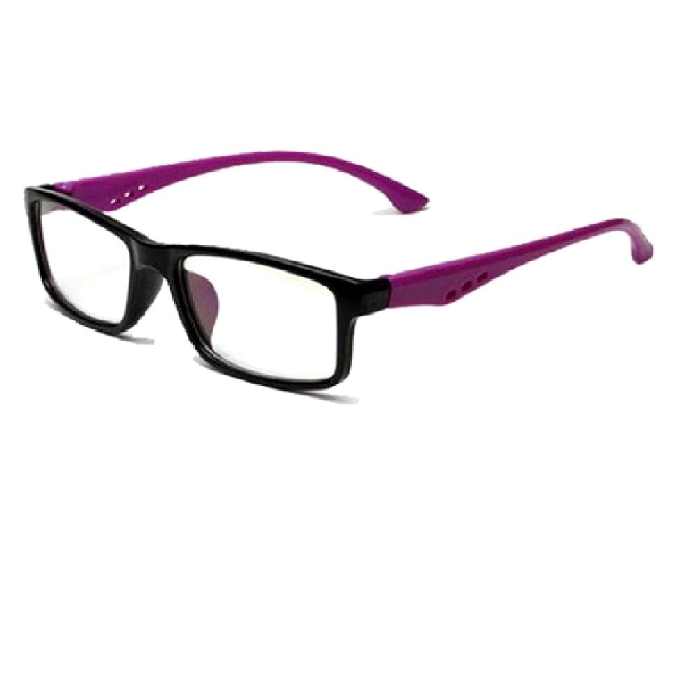 Огъващи се пурпурни очила