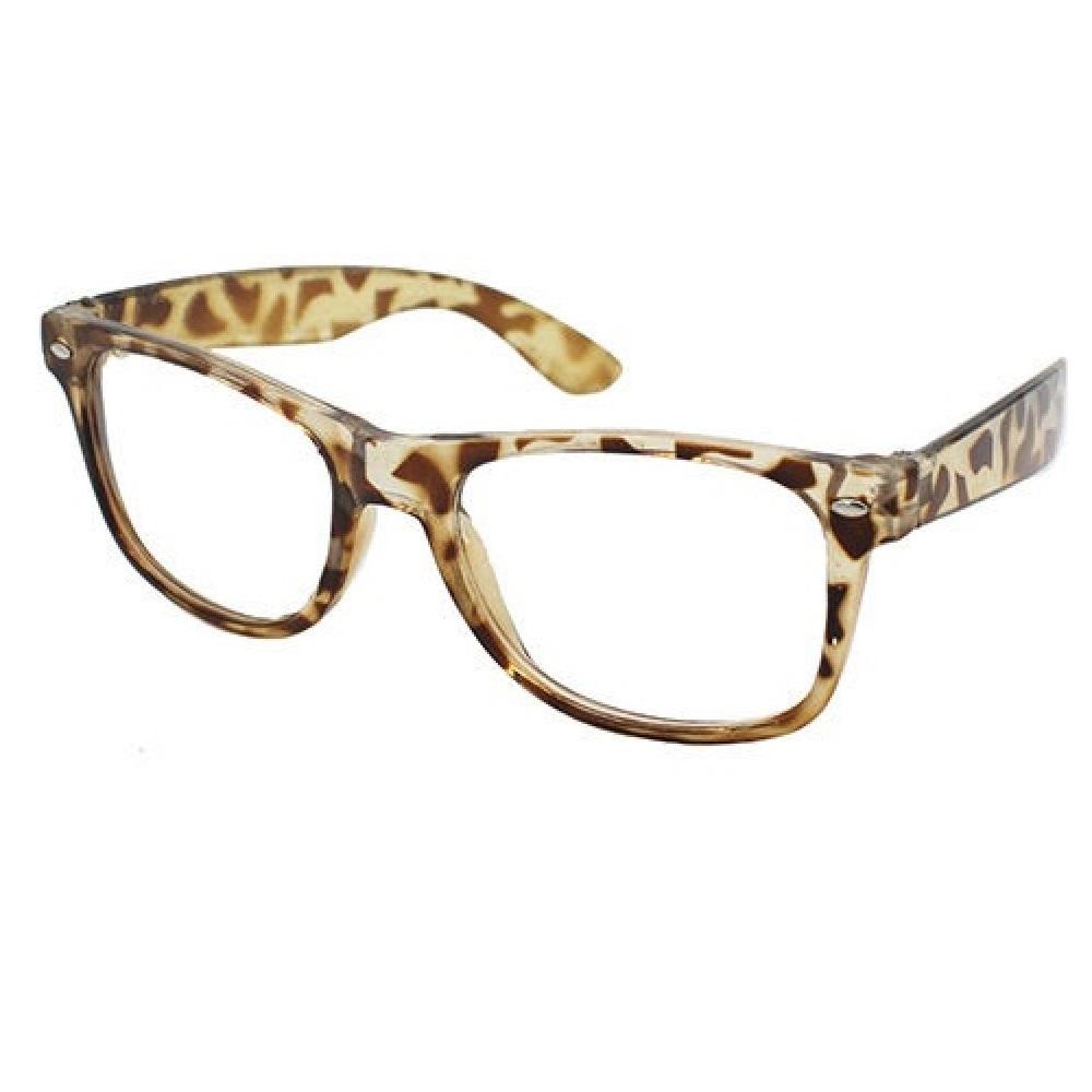 Прозрачни очила маскировъчни рамки