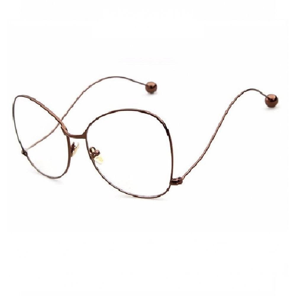 Прозрачни очила пеперуда