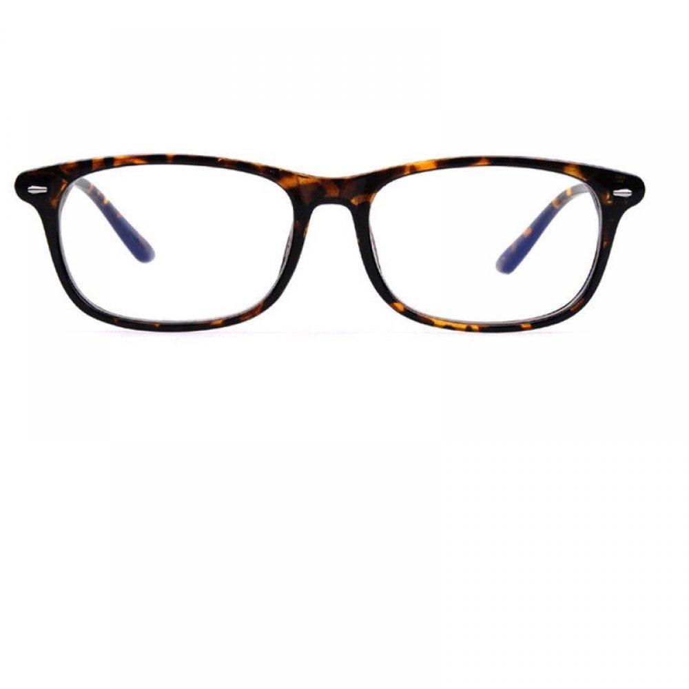 Прозрачни очила с метални орнаменти