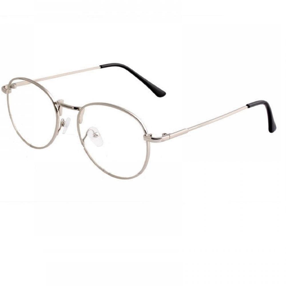 Прозрачни овални очила