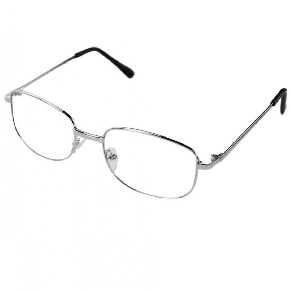 Прозрачни правоъгълни очила