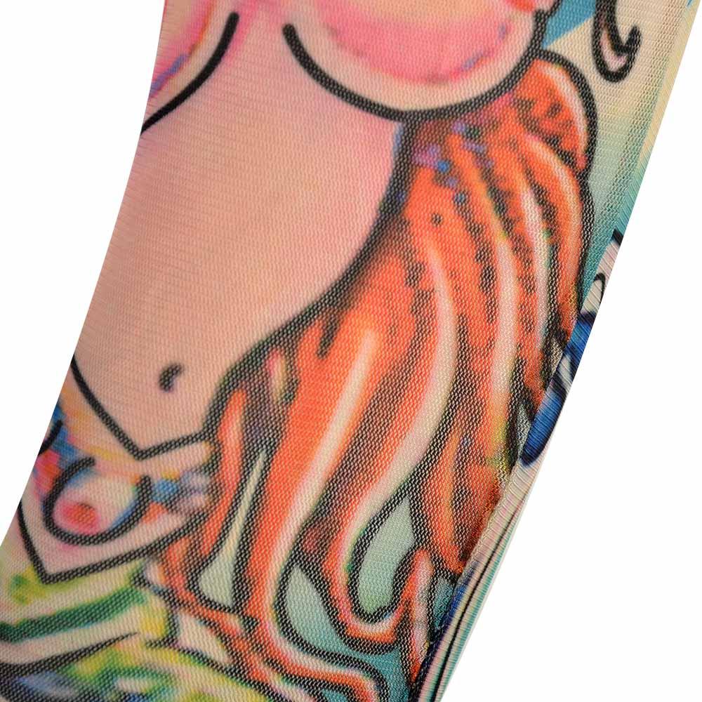 Ръкав с русалка