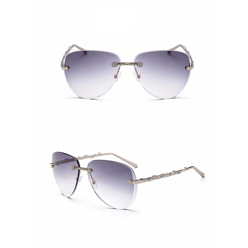 RG - очила с тъмно сиви рамки
