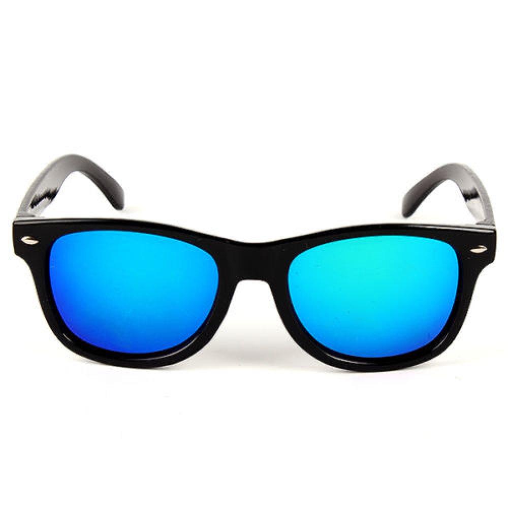 Слънчеви детски очила със сини стъкла