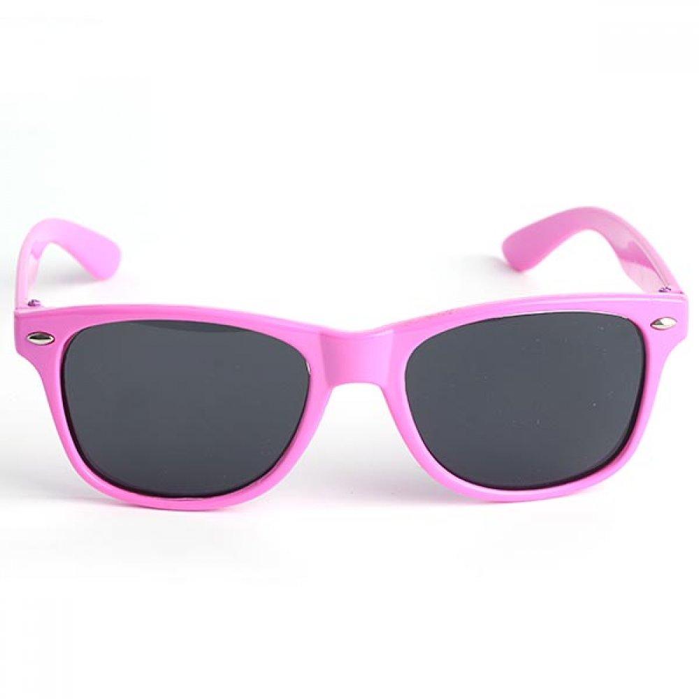 Слънчеви очила за деца в розово