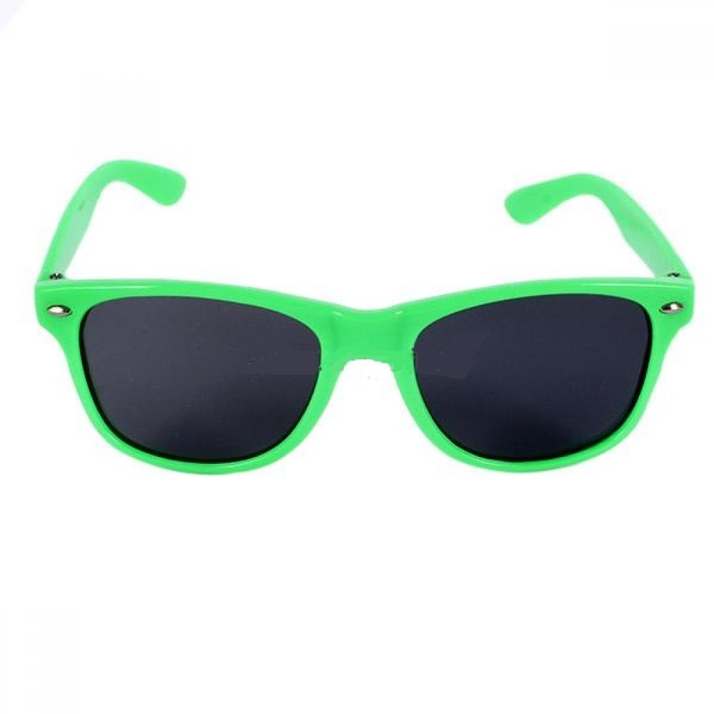 Слънчеви очила за деца зелени