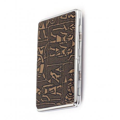 Табакера с египетски йероглифи